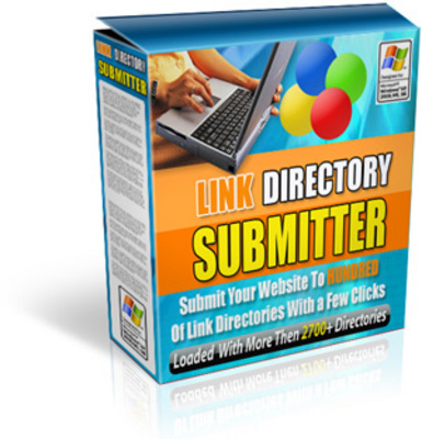Product picture Link Directory Submitter With Master Resale Right