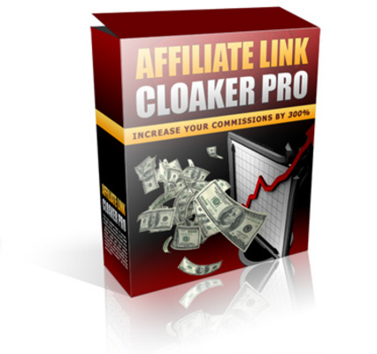 Product picture Affiliate Link Cloaker Pro With Private Label Rights