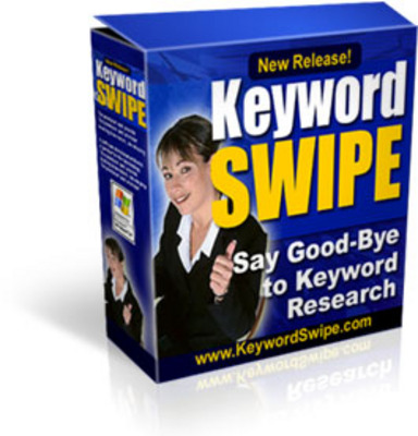 Product picture Keyword Swipe With Resale Right