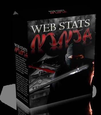 Product picture Web Stat Ninja With Master Resale Right