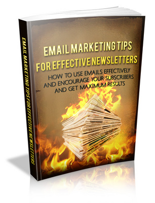 Product picture Email Marketing Effective Letter With Master Resale Right