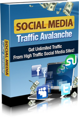 Product picture Social Media Traffic Avalanche With Master Resale Right