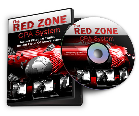 Product picture Red Zone CPA System With Master Resale Right