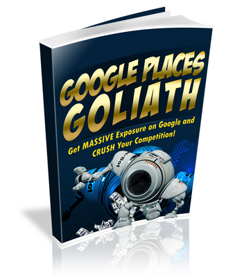 Product picture Google Places Goliath With Master Resale Right