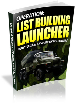 Product picture List Building Launcher Full Package With MRR
