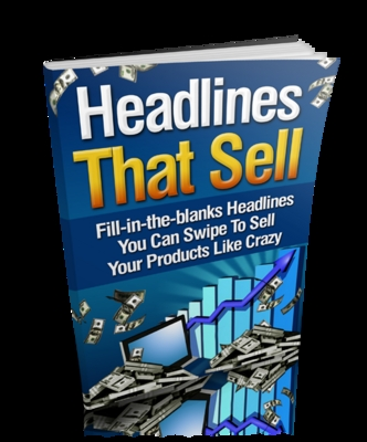 Product picture Headlines That Sell Full With Master Resale Right