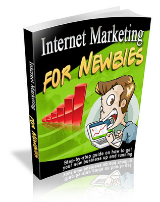 Product picture Internet Marketing For Newbies With Master Resale Right